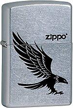 Zippo Eagle Feuerzeug, Messing