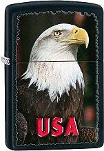 Zippo Eagle USA Feuerzeug, Messing