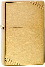 Zippo Feuerzeug 60000808 Classic Vintage w/Slashes