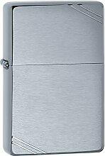 Zippo Feuerzeug 60001167 Classic Vintage Brushed