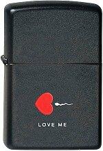 Zippo Feuerzeug Born 2B Love Me***Katalog 2011