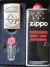 Zippo Feuerzeug Sternzeichen Schütze mit
