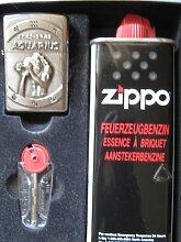 Zippo Feuerzeug Sternzeichen Wassermann mit