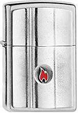 Zippo Feuerzeug Wave Flame Design