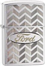 Zippo Feuerzeuge, Ford Oval Einheitsgröße