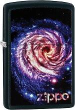 Zippo Feuerzeuge, Galaxies Einheitsgröße schwarz
