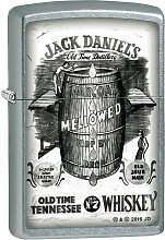 Zippo Feuerzeuge, Jack Daniels Einheitsgröße