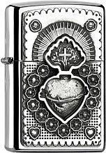 Zippo Feuerzeuge Mexican Heart, original