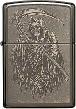Zippo Feuerzeuge, Reaper Design Einheitsgröße