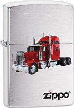Zippo Feuerzeuge Red Diesel Truck, original