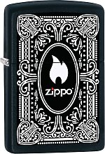 Zippo Feuerzeuge, Vintage Design Einheitsgröße