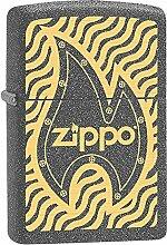 Zippo Metal Feuerzeug, Messing