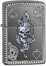 Zippo Spade & Skull Design - 29666 - Choice