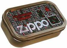 Zippo Tabakdose/box für 1 oz. - 1 oz, Farben