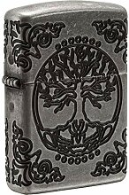 Zippo Tree MultiCut design set 60004303 Antique
