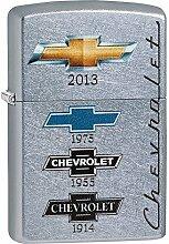 Zippo Unisex Chevrolet Benzinfeuerzeug,