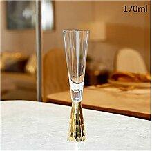 ZIS Europäische Gericht Top Luxus Gold Kristall