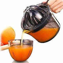 Saftpresse Orangenpresse Zitronenpresse Reibahle und Domdeckel