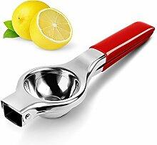 Zitronenpresse, Panpany Edelstahl Citrus Entsafter