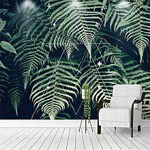 ZJfong Schöne tropische Pflanze Hintergrund