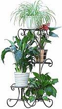 ZJJMJ -blumenregal Pflanze Steht Mehrschichtige