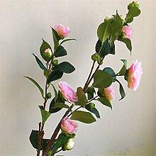 ZJJZH Künstliche dekorative Blumen Simulation