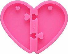 ZJL220 Handgemachte Valentinstag Herz Anhänger
