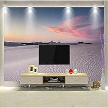 Zjxyz 3d fototapete wüste natur landschaft große