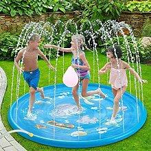 ZKZKK Wasserspielzeug für Kinder im Freien, 100cm