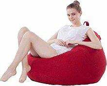 ZL-Sitzsack Lazy Sofa Sitzsack Schlafzimmer
