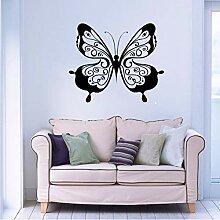 zlhcich Schmetterling Schönheitssalon Tapete