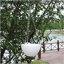 ZLJ Blumentopf Hausgarten Balkon Hängende Pflanze