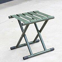 Zll/Haarverdichtung/Camp Stuhl Tragbarer Klappstuhl/Outdoor Angeln Hocker klein Bench/Stuhl/Rückseite/Low Angeln Hocker 2