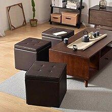 ZLL Home Chair Hocker Klappstuhl-Aufbewahrung
