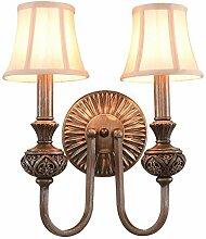 ZLL-LAMP Amerikanischen Retro Style Eisen Kunst