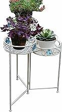 ZLL Pflanzenständer, Blumenständer Metall 3