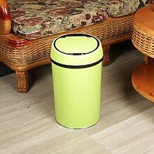 ZLL/ Smart-Sensor Mülleimer. Edelstahl Papierkorb. Königin der Küche-Papierkorb