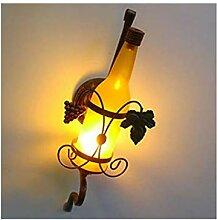 Zlshm Wandlampe antike Innenwandlampe Hotel