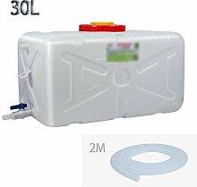 ZLZGZ 30L Wasserkanister Grosse Kapazität Wasser