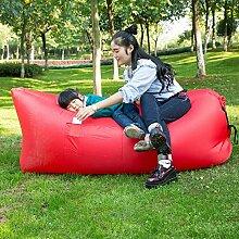 ZLZL Aufblasbare Liege Couch Air Lounger Lazy Sofa