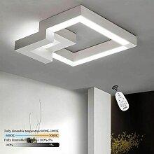 ZMH LED Deckenlampe Wohnzimmer Deckenleuchte