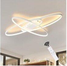 ZMH LED Deckenleuchte LED Dimmbar Deckenleuchte