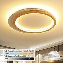 ZMH LED Deckenleuchte, LED Panel Deckenlampe
