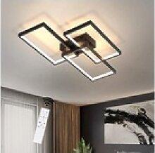ZMH LED Deckenleuchte Wohnzimmerlampe aus Metall
