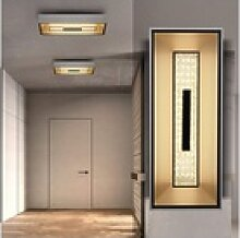 ZMH LED Deckenleuchte ZMH Deckenlampe LED
