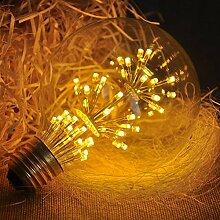 ZMH LED Retro Edison Glühbirne Vintage Glühlampe