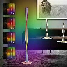 ZMH LED Stehlampe Dimmbar für Wohnzimmer