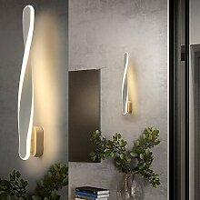 ZMH LED Wandleuchte Schlafzimmer 16W Wandlampe