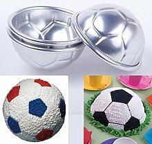 zmigrapddn Backform, Fußball-Design, für Küche,