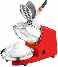 Zmsdt Elektrische Eiscrusher Schneekegelmaschine
